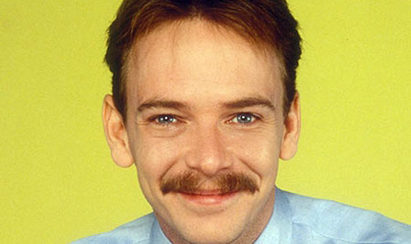 Ian Beale back in the day. Eastenders BBC