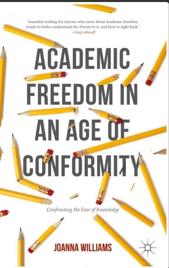 Academic Freedom Cover