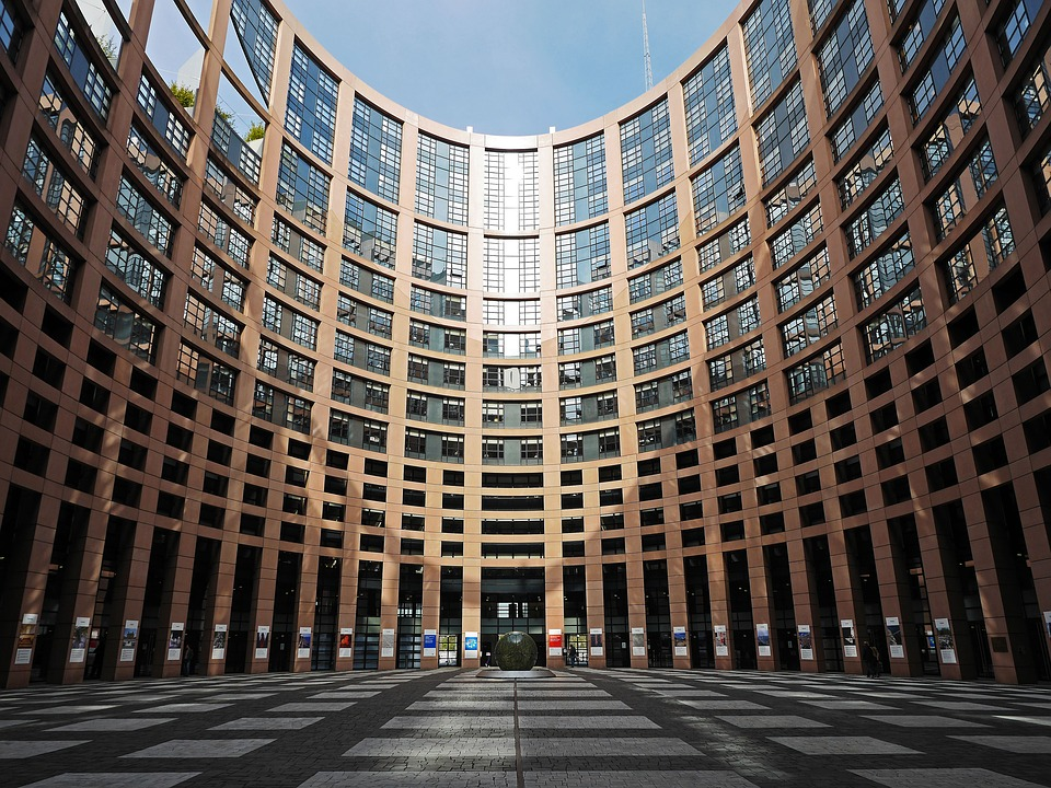 Free Image of EU Parliament