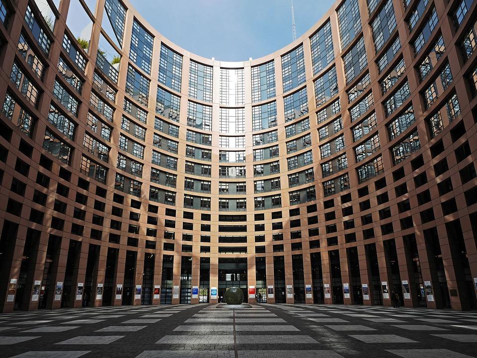 Free Image of EU Parliament