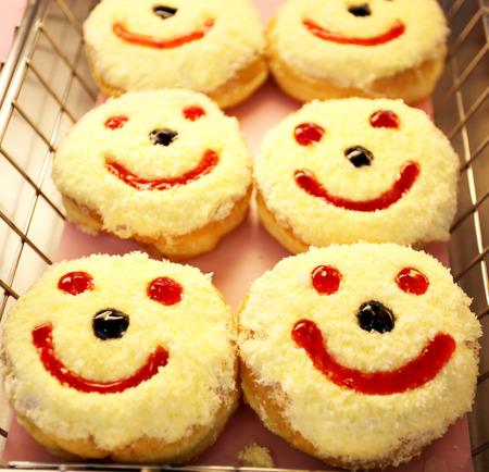 28459189 - cheerful donut
