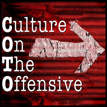 CULTURE ON THE OFFENSIVE